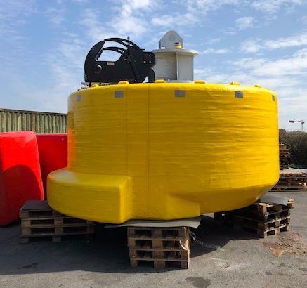 Coffre d'Amarrage 20 T CMU 300 T - Port de Dublin 02
