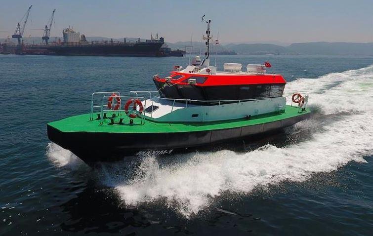Défenses de Vedettes Ocean 3- Pilotine Quatari Maxim 1