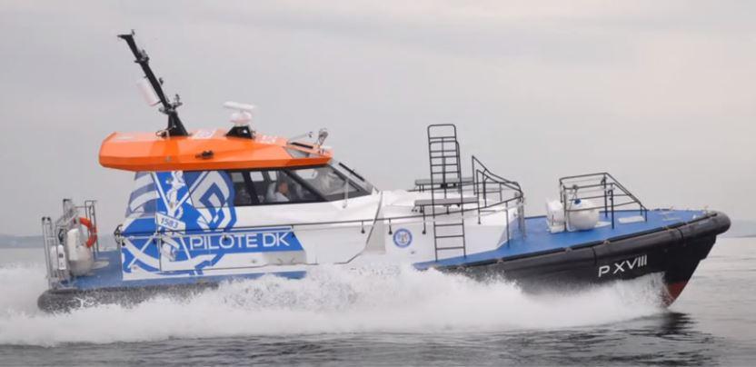 Equipements de Vedette Ocean 3 - Pilotine PXVIII Dunkerque 01