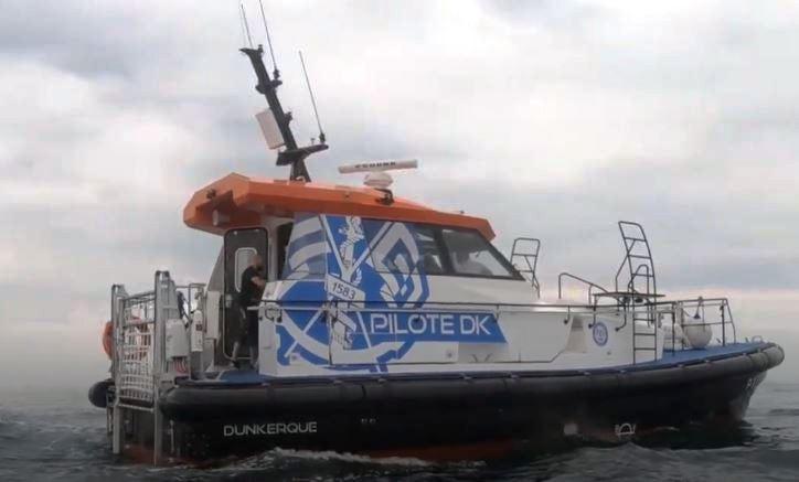 Equipements de Vedette Ocean 3 - Pilotine PXVIII Dunkerque 02
