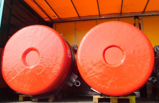 Barrel Buoys 3,5 T - 02