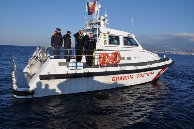 Défenses de Vedettes Ocean 3 - Nouveaux Patrouilleurs Garde-Cotes Italiens 02