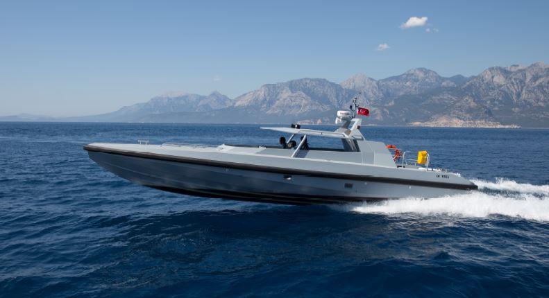 Equipements de Vedettes Ocean 3 - Nouveaux Intercepteurs 15 m