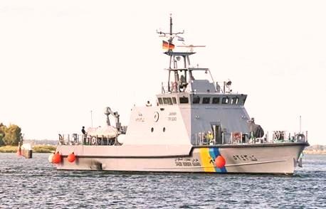 Equipements de Vedettes Ocean 3 - 27 Patrouilleurs 40 m pour KSA