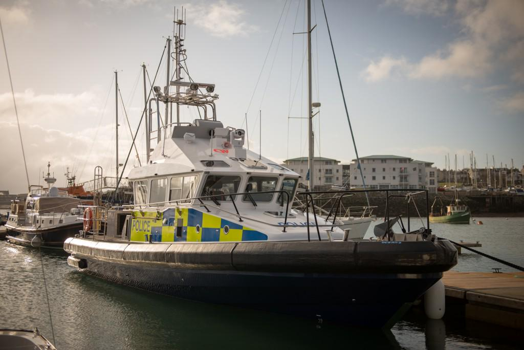Equipements de Vedettes - Police Boat N°5 - 01