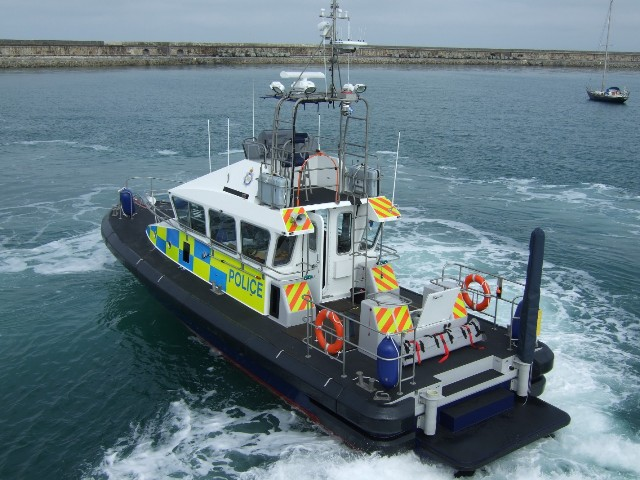 Equipements de Vedettes - Police Boat N°5 - 02