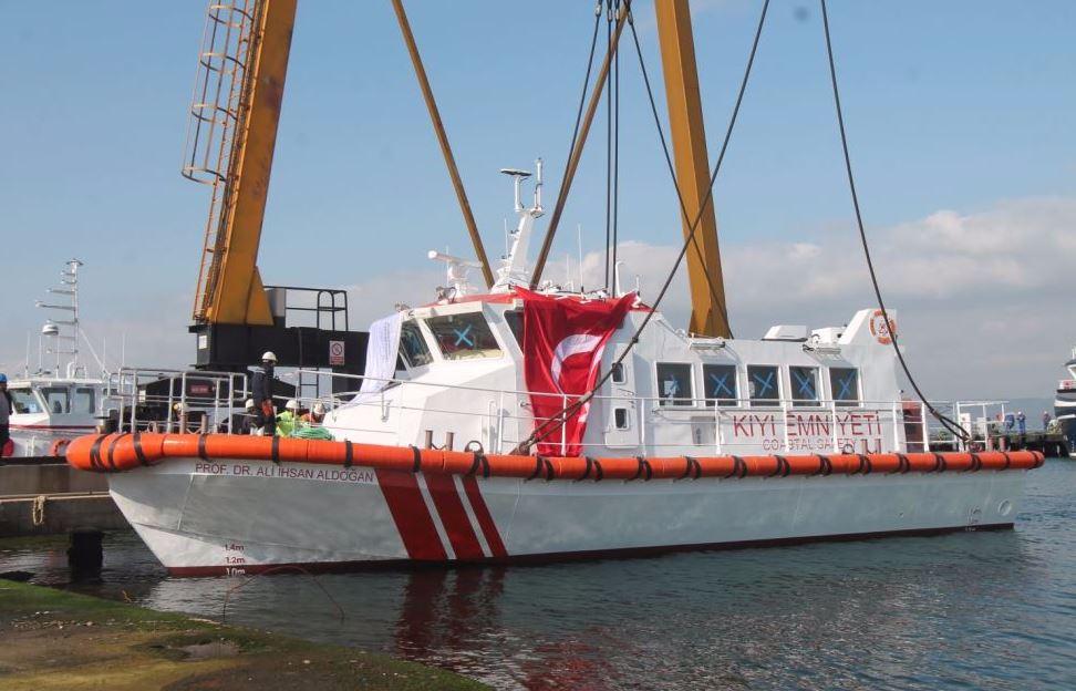 Equipements de Vedettes Ocean 3 - Sauvetage Turc Dr Ali Ihsan Aldogan 01