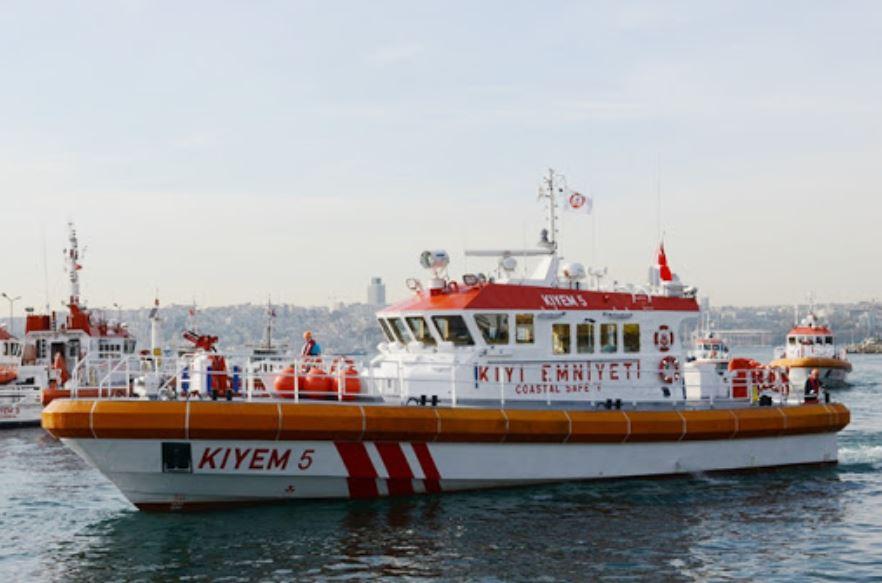 Equipements de Vedettes Ocean 3 - Sauvetage Turc Kiyem 5