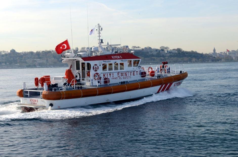Equipements de Vedettes Ocean 3 - Sauvetage Turc Kiyem 6