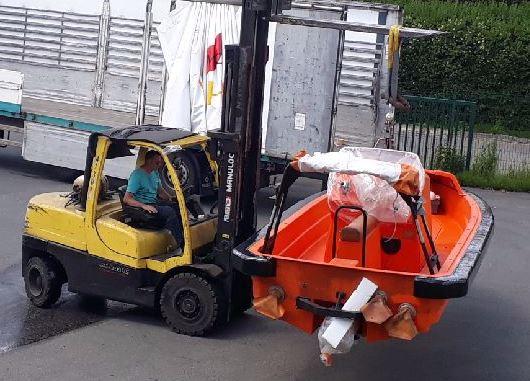 Défenses de Vedettes Ocean 3 - Rescue Boat 01
