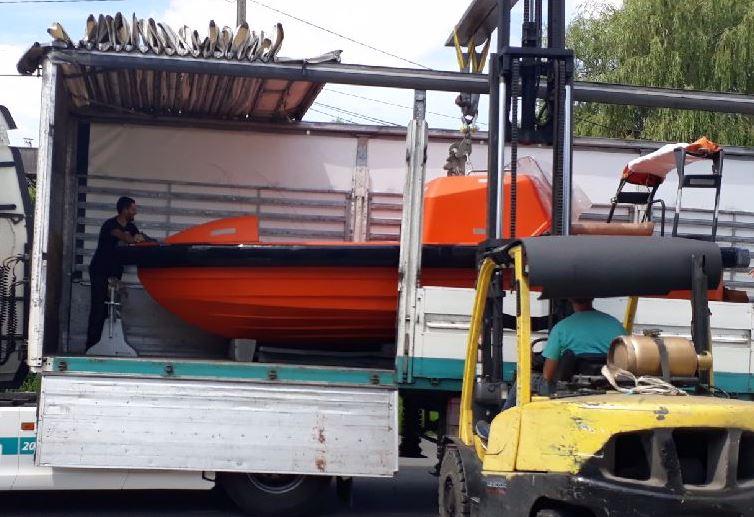 Défenses de Vedettes Ocean 3 - Rescue Boat 02