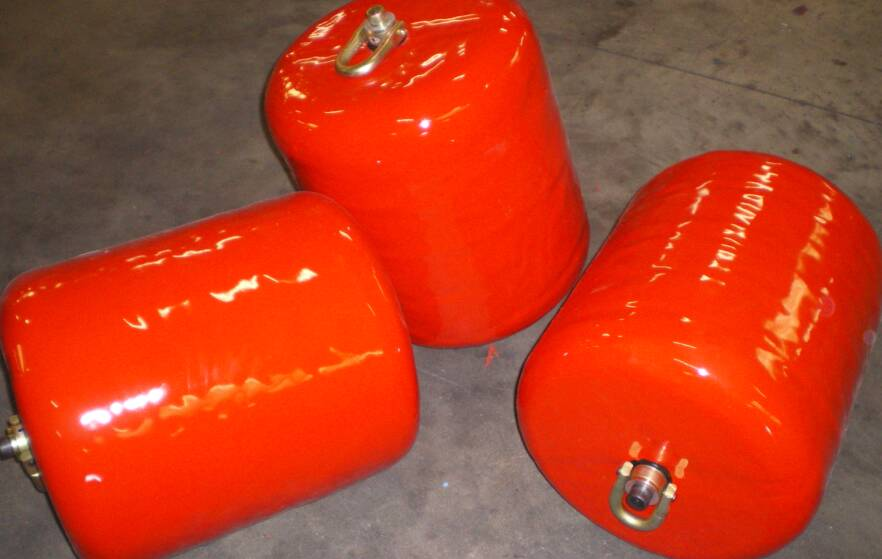 Pick-up Buoys 750 Kg