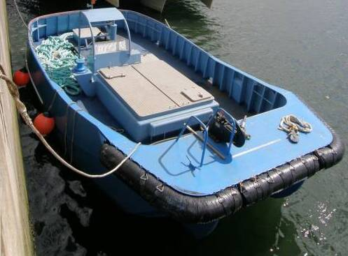 Equipements de Vedettes - Skiff - Tuna Fishing Boat Tender