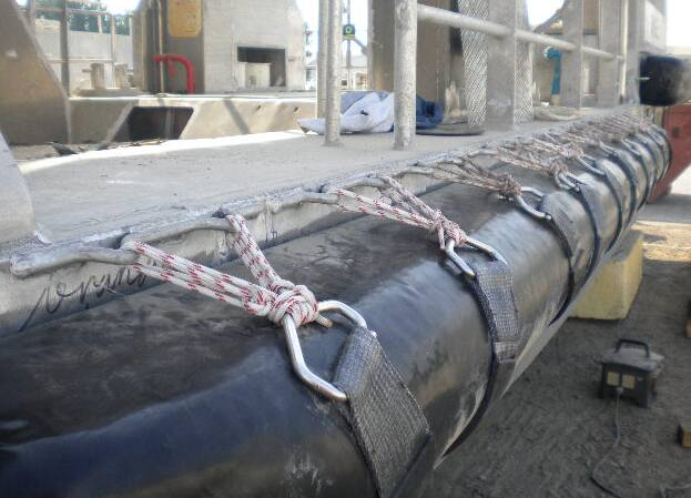 Equipements de Vedettes - Cable Lay Vessel - CCG Veritas - Rigel Boat N° 1 to 4